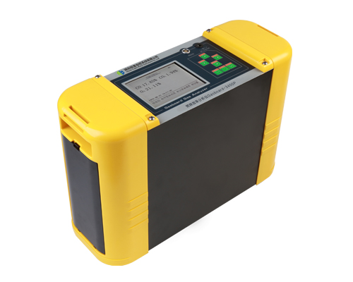 Portable Infrared Combustion Efficiency Analyzer—Gasboard 3400P